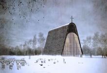 Ny Våler Kirke